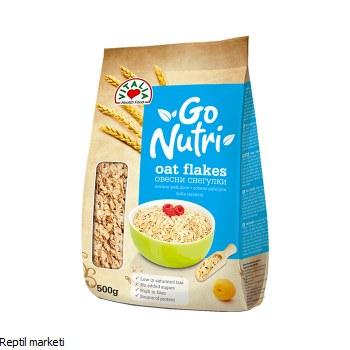 GO NUTRI - Снегулки овесни