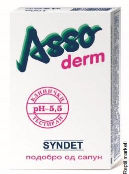 ASSO DERM  - Сапун 100gr