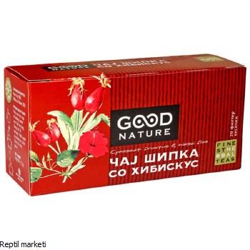 Good naturе- Шипка & хибискус