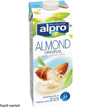 Alpro-Напиток од бадем 1l