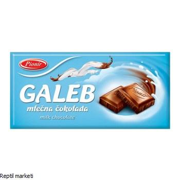 GALEB - Чоколадо млечно 80gr