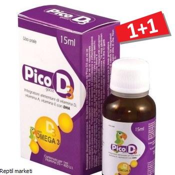 Пико Д3 со витамини 15ml