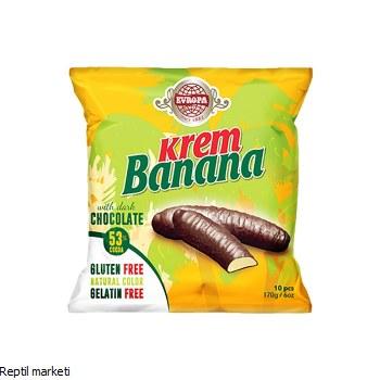 Европа - крем банана кеса 170g