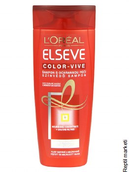 Elseve color-шампон 250ml