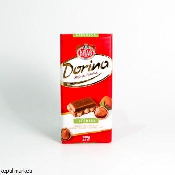Dorina Lesnjak-Чоколадо 100 gr
