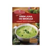 Podravka-Крем супа од брокула