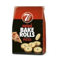 BAKE ROLLS Mini Pizza-Двопек
