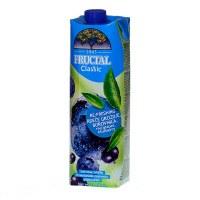 Fructal -боровница и грозје 1l