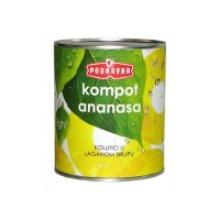 Podravka-Компот од ананас 825g
