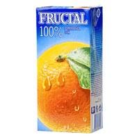 Fructal-Портокал 100% 1l