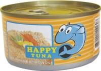 Happy tuna-Туна сецкана 95g