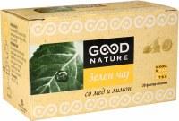 Good nature-Зелен & мед лимон