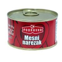 МЕСЕН НАРЕЗОК ПОДРАВКА 150гр