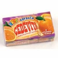 Cedevita Kids-портокал 18gr