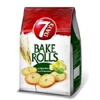 BAKE ROLLS Spinach-Двопек
