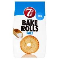 BAKE ROLLS Salt-Двопек