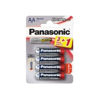 PANASONIC  LP6 AA 1,5 V 3+1