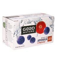 Good nature-Аронија и брусница