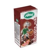 Sutas-Чоколадно млеко 180ml