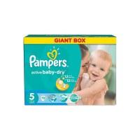 Pampers-Пелени 5(11-18kg) 78/1