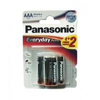 PANASONIC  AAA  1,5 V 4+2