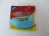 Super Woods-Крпа за садови 3/1