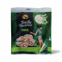 Tortilla Mexicana Chia-Тортиља