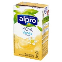 Alpro-Соја напиток ванила250ml