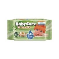 Baby care-Влажни марамици 72/1