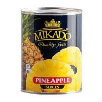 Mikado-Компот ананас  850gr