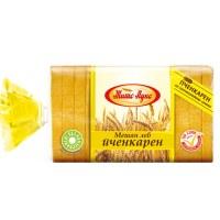 Жито Лукс-Млечен леб Пченкарен