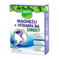 Naturel-Магнезиум+B6 Директ