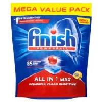 Finish-Таблети лимон 85/1
