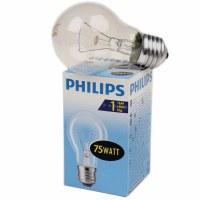 Philips-Сијалица бистра 75W