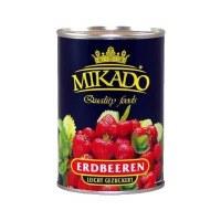 Mikado - Компот јагода 850g