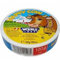 Happy cow-Топено сирење Млечна
