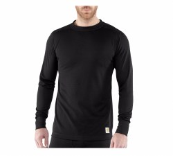Men's Carhartt Base Force Cold Weather Crewneck Top
