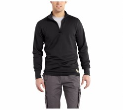Men's Carhartt Base Force Super Cold Weather Quarter Zip