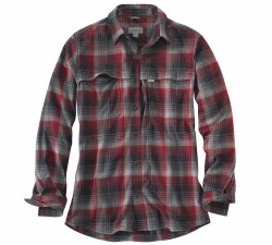 Men's Carhartt Force Reydell Long-Sleeve Shirt