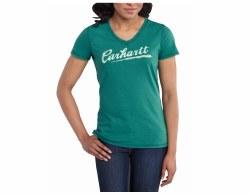 Women's Script Logo T-Shirt