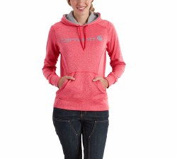 Women's Force Extremes Signature Graphic Hooded Sweatshirt