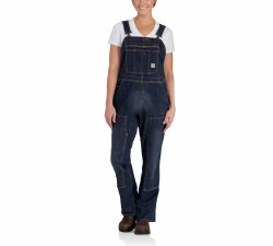 Women's Brewster Double Front Bib Overalls