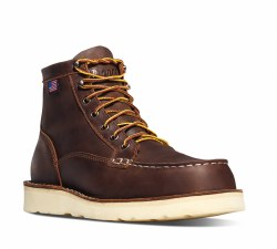 Men's Bull Run Moc Toe 6""