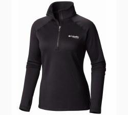 Women's Northern Ground Half Zip Fleece Shirt