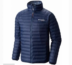 Men's Compactor Down Jacket