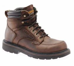 Men's 6-inch Broad Toe Work Boot