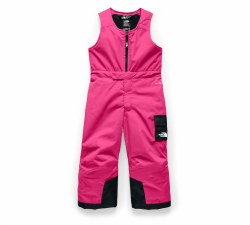 Girl's Toddler Insulated Bib