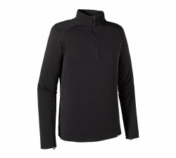 Men's Capilene TW Zip Neck