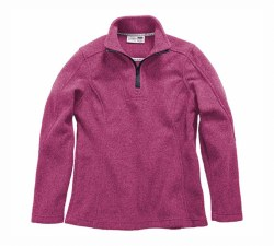 The Woolover For Her Size SM Fuchsia