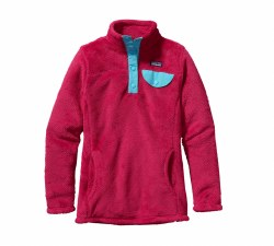 Girls' Re-Tool Snap-T Fleece Pullover